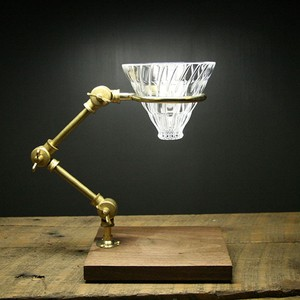 "The Coffee Registry  | ""Curator pour over stand"""