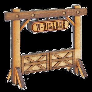 WESTERN SERIES 【GATE】
