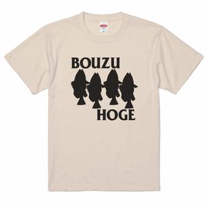 BOUZU / HOGE Tee (Natural)