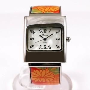 ラポールウォッチ Rapport ラポール 和柄 バングルウォッチ 腕時計 バングル かわいい