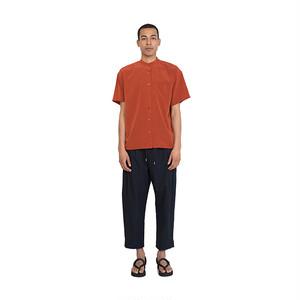ベスト パック レーヨン ショート スリーブ シャツ Rayon S/S Shirt Orange BP18S-SH01-ORG Best Pack