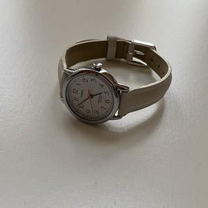 """レディース """"TIMEX""""INDIGLO タイメックス 腕時計 ウォッチ CR1216 アメリカ直輸入 ホワイト"""