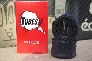 STRANGER CO「TWO BMX TUBES」STRANGER TUBES