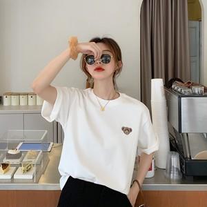 2021SS ミニベア刺繍Tシャツ