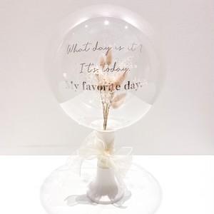 Bubble bouquet-Mila-