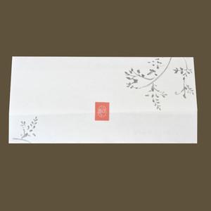 粉末緑茶 90g平袋 たとう包装