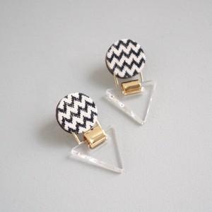 pierced earrings B-P10/earrings B-E10