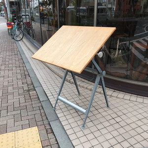 "再入荷 Drafting Table ""Wim Rietveld & Friso Kramer"" Ahrend de Cirkel 1963"