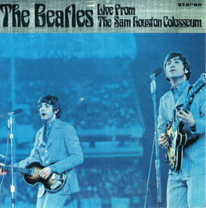 THE BEATLES / LIVE AT THE SAM HOUSTON COLISEUM 19. AUGUST 1965