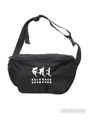 【SHI〜師〜】楽園大都SANSKRIT BODYBAG