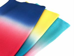 【全3色】染め分けぼかし帯揚げ