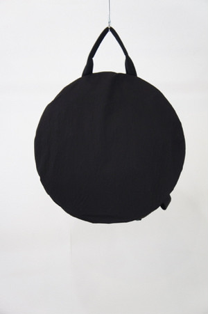 MOSELLE BACKPACK -BLACK- / cote&ciel