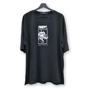 Oversized Cutsew ...DNWYT... (JFK-037) - Black