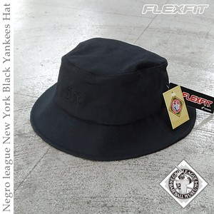 Negro league_New York Black Yankees_Hat_BLACK カプセル_ニグロリーグ