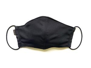 【COTEMER  夏用マスク 日本製】COOL MAX BLACK MASK s-bl01