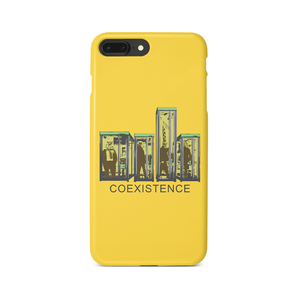 [iPhone ケース] coexistence
