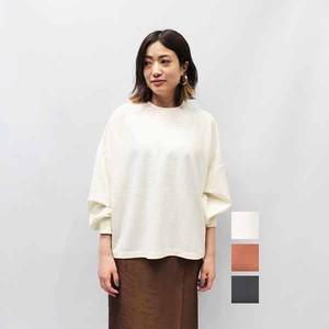 SACRA(サクラ)FINE MILLED WOOL pullover 2020秋冬新作[送料無料]
