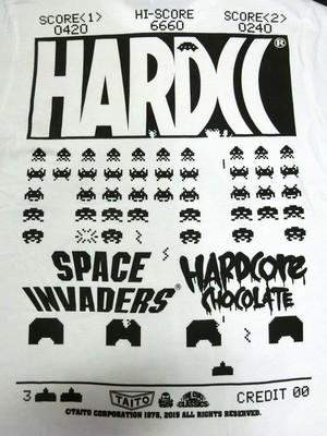 スペースインベーダー(1978ホワイト)/ ハードコアチョコレート