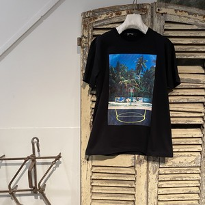Marbles【マーブルズ】YF SHOOT ISLAND TEE / BLACK / MCS-S20SP15