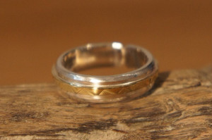 mountain line ring