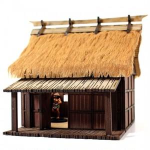 【予約発注】 Peasant Labourer's Cottage 28S-EDO-102