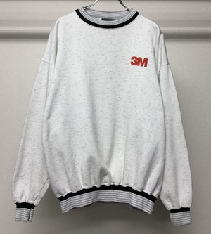 1990s 3M UNIFORM SWEATSHIRT