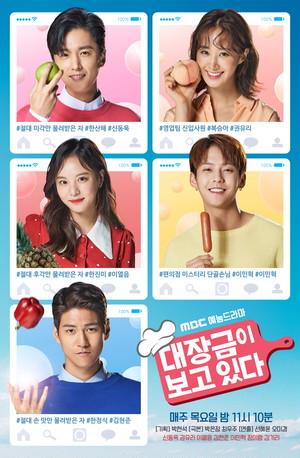 韓国ドラマ【チャングムが見ている】Blu-ray版 全16話