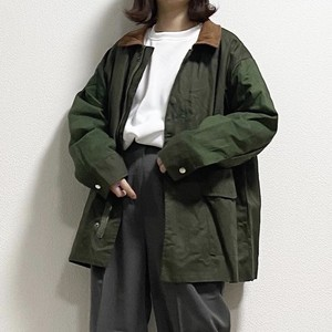 bi-color jacket《N-21》