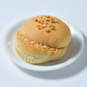 低糖質ピーナッツクリーム3パック☆参考糖質量8.1g☆ダイエットや血糖値が気になる方の糖質制限をサポート!☆ レトロな甘さとつぶ感が楽しい低糖質ピーナッツクリームがたっぷり入ったパン RFシリーズ