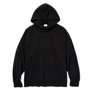"Just Right ""LW Urake Hoodie"" Black"