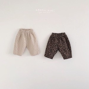 【予約販売】kancho pants〈aladin kids〉