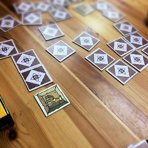 【6歳からのカードゲーム】ドラゴンのたからもの 記憶力・集中力を育みます!
