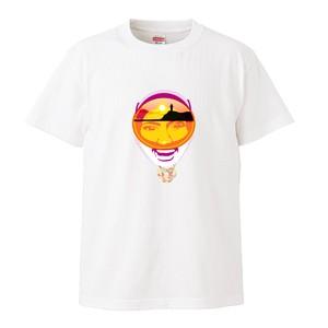 Ama meets series 海女の見た風景Tシャツ