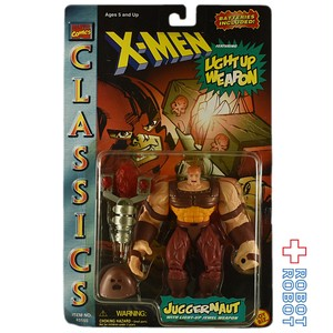 トイビズ 6インチフィギュア X-MEN クラシックス ジャガーノート アクションフィギュア
