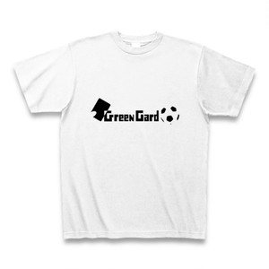 グリーンカードTシャツ ホワイト