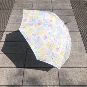 日傘 ノルウェー国旗 Me 柄
