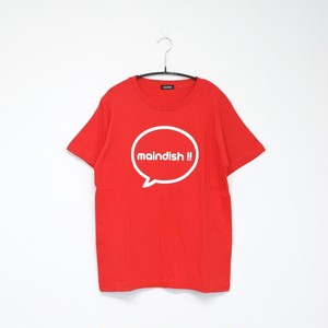 maindish CLASSIC LOGO T / RED