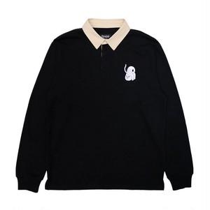 RIPNDIP - Praise Polo Rugby (Black)
