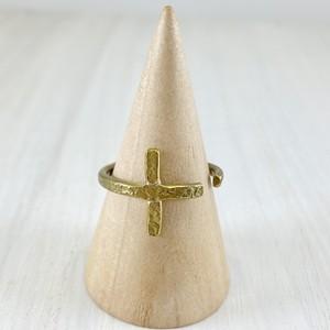 『オープン クロス 』Brass(真鍮) 2mm