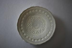 マルヤマウエア|三島平皿5寸A