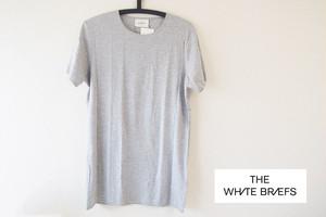 ホワイトブリーフス|The White Briefs|メンズトップス Tシャツ|EARTH 020(グレイ)