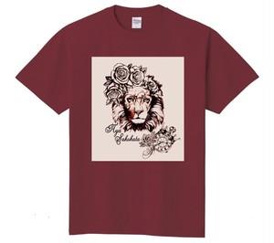 オリジナルTシャツ(Wine Red)