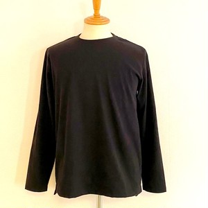 Warm Stretch Crewneck Cut & Sewn Black