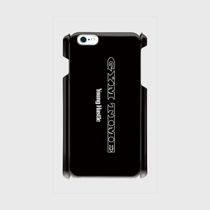 yh GYM TIME iPhone6Plus/6sPlus/7Plus ケース (BLK)