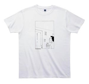 《和田ラヂヲTシャツ》TW013/ 表札をかえてみる