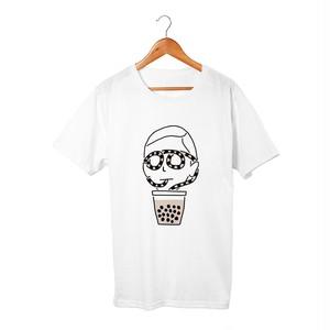 タピオカの人 Tシャツ