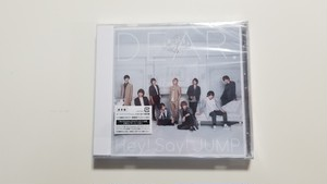 Hey! Say! JUMP DEAR. 通常盤【CD】
