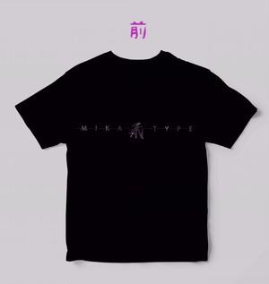 【数量限定】中国ツアー「MIKA TYPE 承」記念Tシャツ