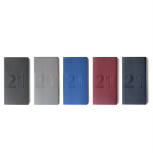 【ネコポス対応】Compact Diary 2021【ANGERS Original】