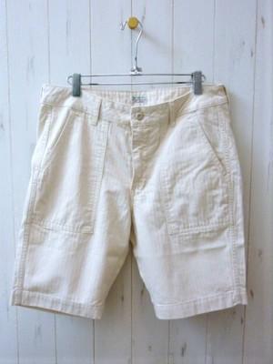 Japan Blue Jeans Baker Shorts/JB5700 (ジャパンブルージーンズ ベーカーショーツ/ヘリンボーン)